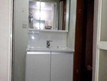 大阪市旭区 T様邸 洗面・トイレ・給湯器リフォーム