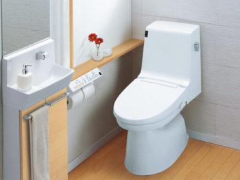 LIXIL タンク一体型トイレ アメージュZA