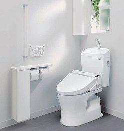 TOTO タンク付トイレ ピュアレストQR