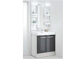 LIXIL 洗面化粧台 オフト 600