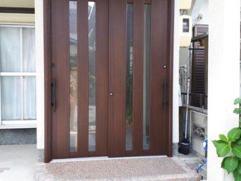 守口市 N様邸 キッチン・玄関・窓・建具のリフォーム