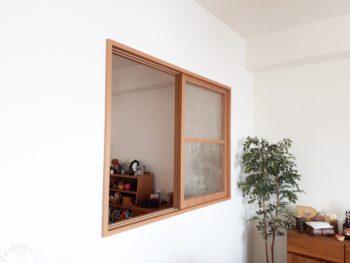 大阪市城東区 K様邸 室内窓新設リフォーム
