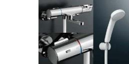 LIXIL シャワーバス水栓 BF-WM145TSG