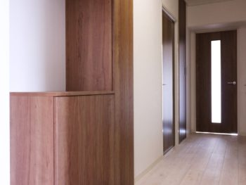 守口市 U様邸 玄関収納・建具・和室から洋室リフォーム