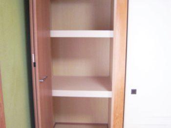 大阪市福島区 I様邸 和室の仏間を収納スペースにリフォーム