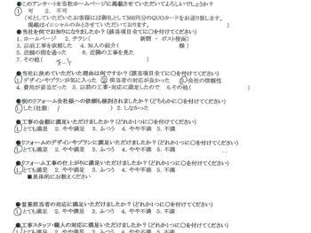 大阪市城東区 S様の声 室内ドア・内装リフォーム
