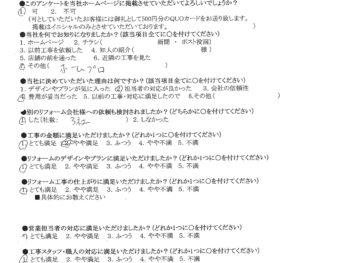 大阪市北区 T様の声 キッチン、トイレリフォーム