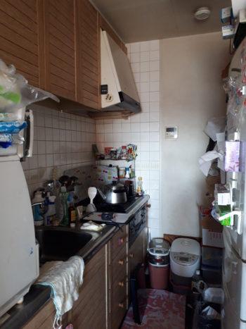 料理が楽しくなるキッチン・収納たっぷり壁面収納を施工しました!