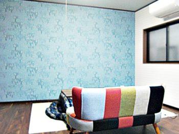 東大阪市 M様邸 2つの洋室を1つにリフォーム