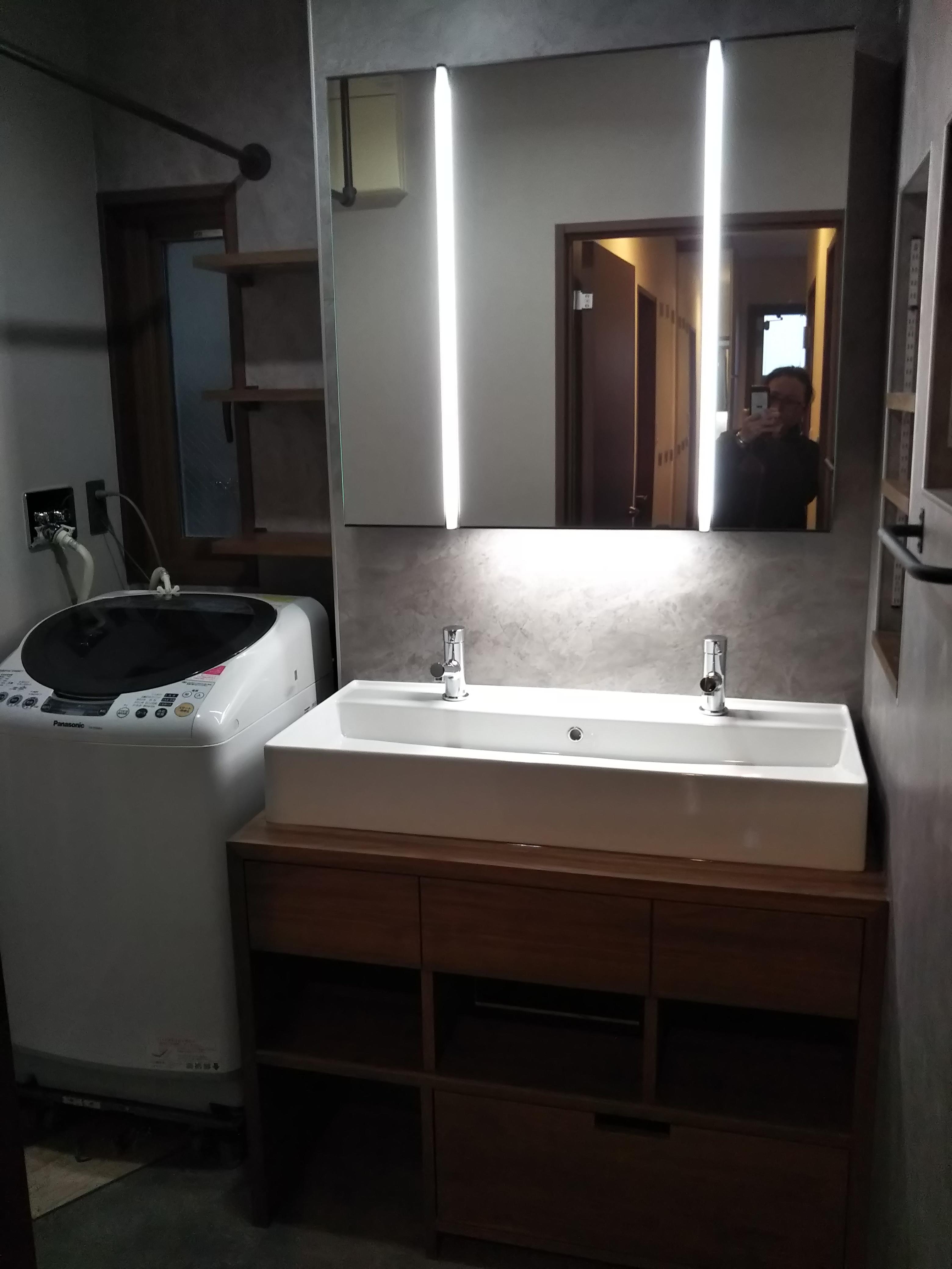 水回りのリフォームをお考えの方へ!洗面台の選び方をご紹介します!
